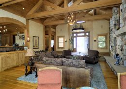 River House Ranch Living room featured image