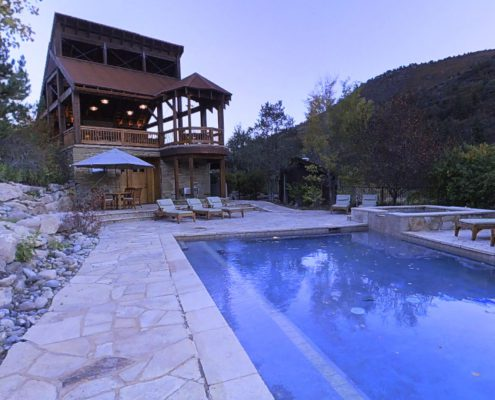 Cascabel Pool Pavilion virtual tour image